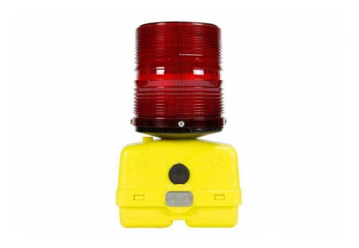 Larson Electronics LLC Releases a Heavy-Duty Battery-Powered Portable Signal Light With Wireless Remote