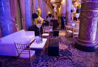 New Year's Eve Party 2018 at the Drake Hotel Chicago  VIP Table Area