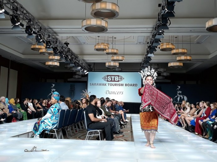 "Couture Fashion Week Spring 2019 Collections Presents ""Day of Malaysia"""