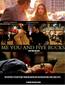 """Me You And Five Bucks"" Poster"