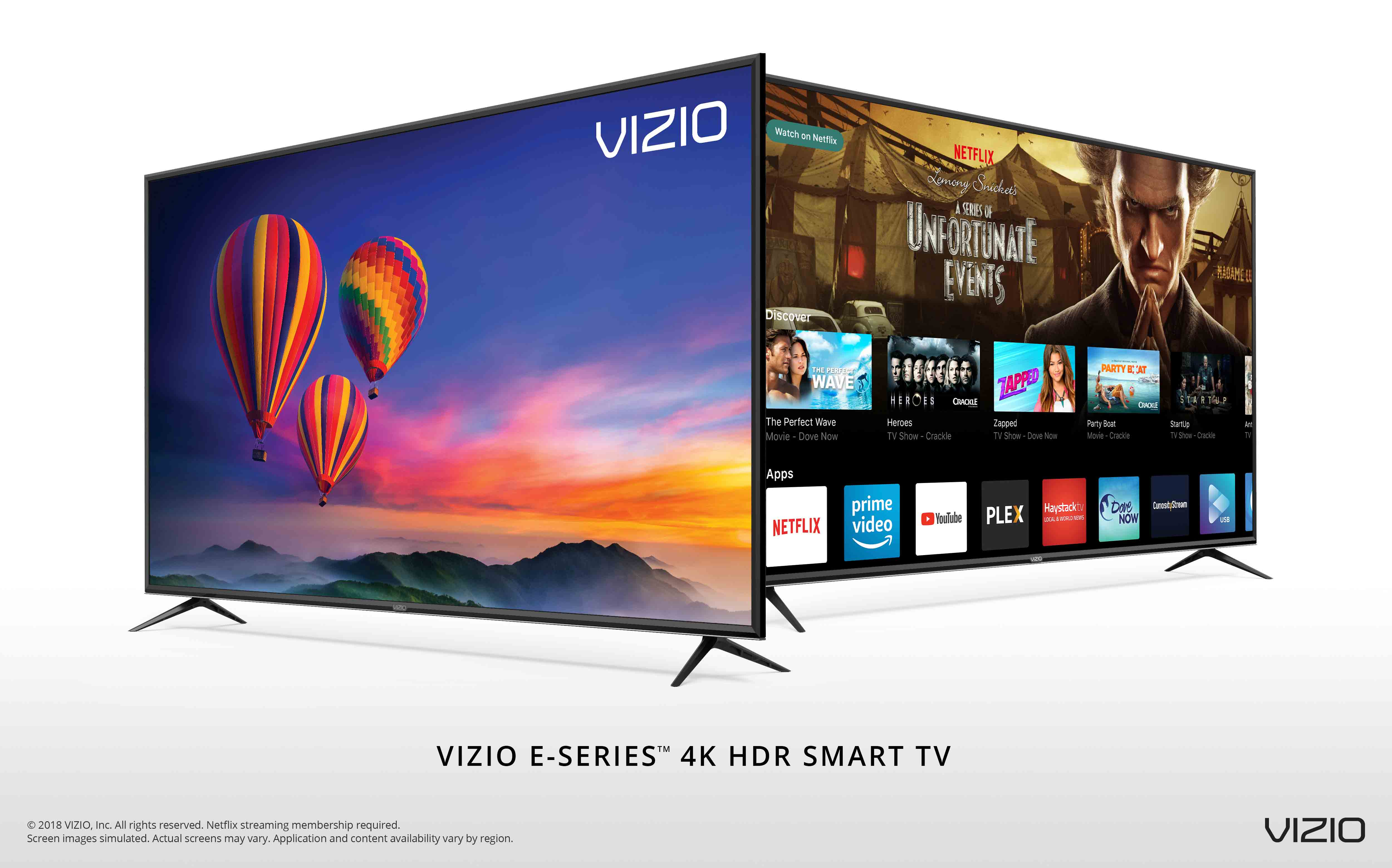 9da07acbe VIZIO Delivers Uncompromised Value With Launch of All-New 2018 D ...