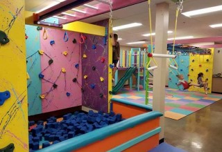 Howard Intervention Center's new location features the only Fun Factory Sensory Gym in the area.