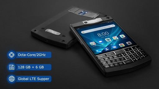 Unihertz Announces Launch of Titan - Unbreakable Smartphone With QWERTY Keyboard