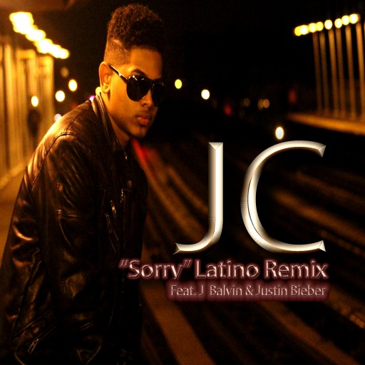 """JC Released on YouTube a Hip Hop-Latino Mixtrack of """"Sorry"""" by Justin Beiber Ft J Balvin, Reaching Over 200,000 Views in Less Than 24 Hours"""