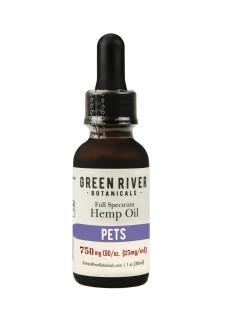 Green River Botanicals Hemp Oil for Pets