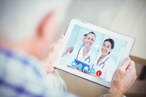 Let's Talk Interactive Brings Advanced Telehealth Technology to Nursing Home Patients