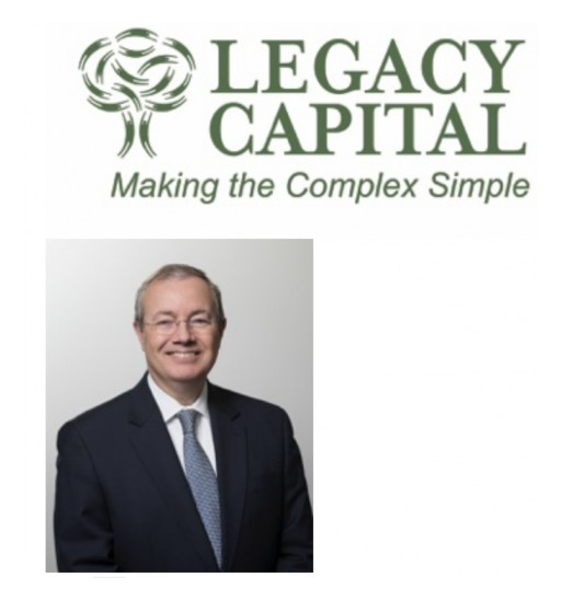 Bob Roberts Joins Legacy Capital as Chief Operating Officer