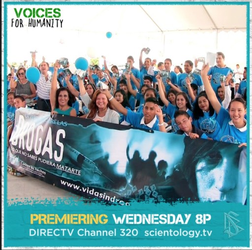 Voices for Humanity Joins Janice Storey in Telling Baja California Sur the Truth About Drugs