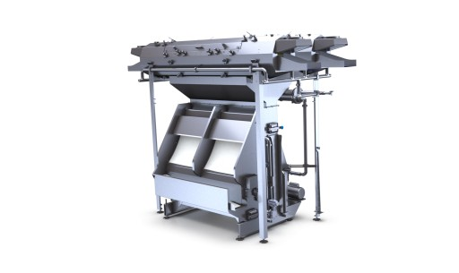 Cannon Equipment Revolutionizes Dairy Crate Cleaning