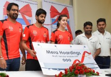 Carolina Marin Launches Mera Hoardings Multi Vendor Mobile APP