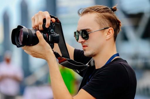 Photographer Artem Shestakov Took to the Sands of Miami Beach