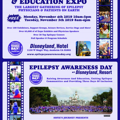 Epilepsy Awareness Day 2018: Largest Epilepsy Education Gathering Ever! Plans for 2019 Announced!