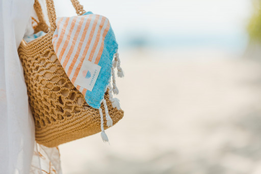 FiveADRIFT Is Ending Plastic Pollution - One Luxurious Beach Towel at a Time