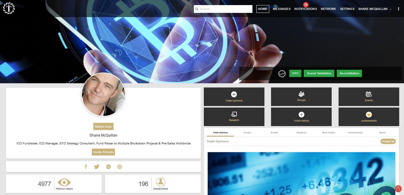 social media trading platform