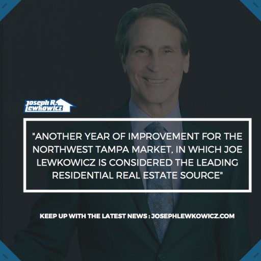 Joe Lewkowicz Announces Release of His First Northwest Tampa Bay Real Estate Vlog