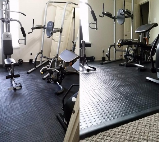 GymRubberFloor.com Offers Advice on Installing Gym Flooring Over Carpet
