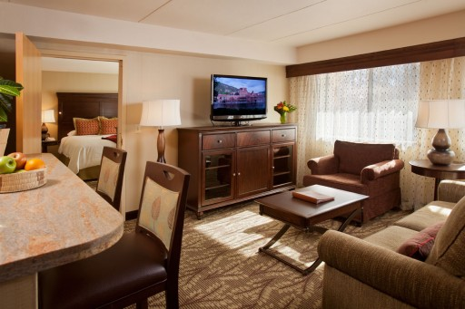 The Suite Life at Glenwood Hot Springs Lodge