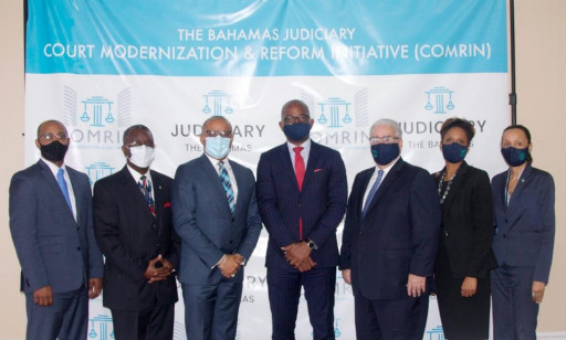 The Bahamas Judiciary and Anchor Group Issue Joint Press Release on the Court Modernization and Reform Initiative (COMRIN) Award
