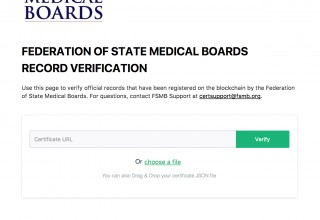 FSMB Verification Portal