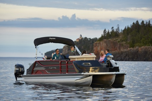 Premier Revamps Pontoon Design With Velocity