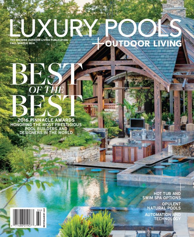 ... Design/Build Fall/Winter Issue Of Luxury Pools Magazine