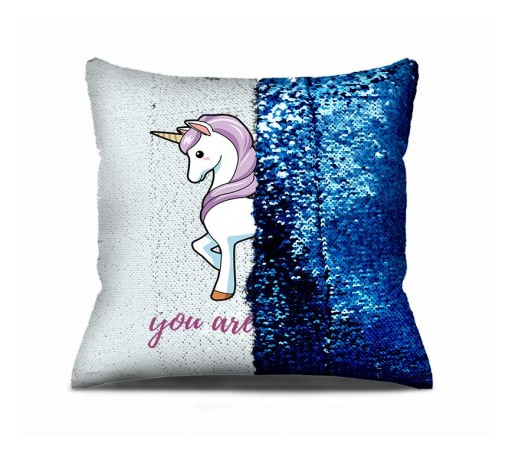 Custom Mermaid Pillows - the Hottest Gift of 2018 is Now Available at Qstomize