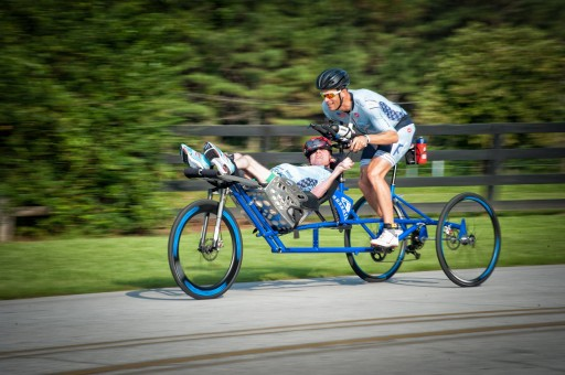 Atlanta Brothers, Kyle and Brent Pease, Head to IRONMAN World Championship