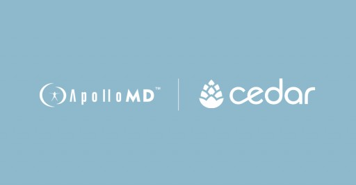 Cedar Partners With ApolloMD to Transform and Prioritize the Patient Financial Experience