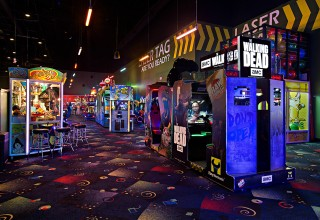 7000+ Sq. Ft. Arcade