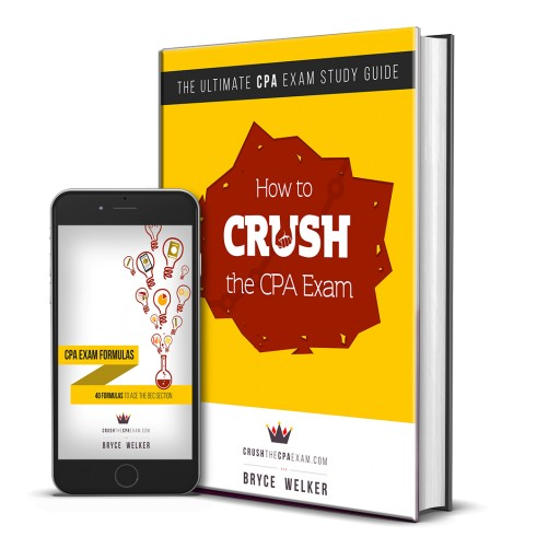 Crush the CPA Exam Releases Brand New CPA Study Guide to Help Candidates Pass Faster