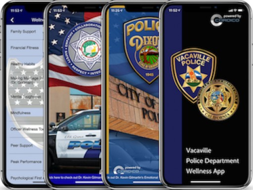 Officer Wellness Goes High-Tech: Cordico Apps Target Stress and Trauma in Law Enforcement