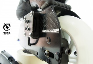 Thunderblade Motor and Road Tire