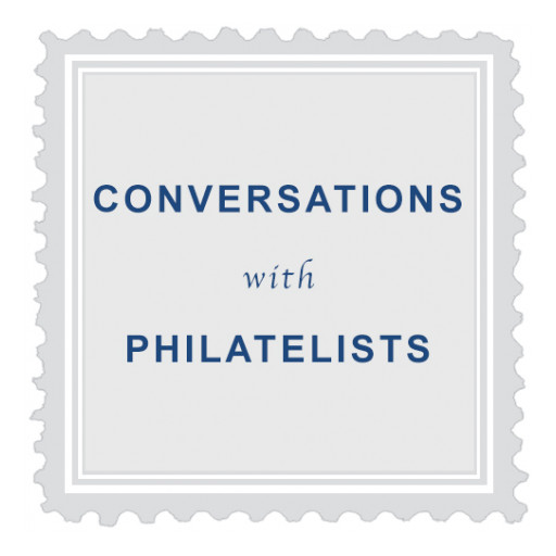Conversations With Philatelists Wins Philatelic Traders' Society Creative Concept of the Year Award