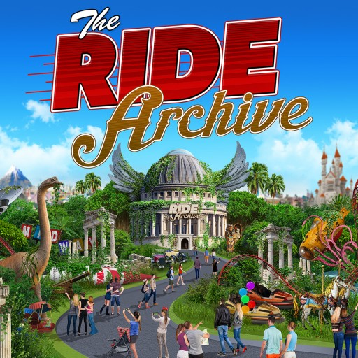 """Ride Archive"" Offers VR Simulations of Lost Theme Park Rides and Attractions"