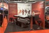 NovoTHOR booth at 2016 Elite Sports Rehabilitation Expo