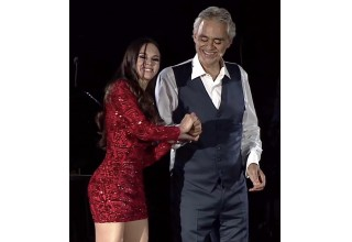 Andrea Bocelli & Lola Astanova