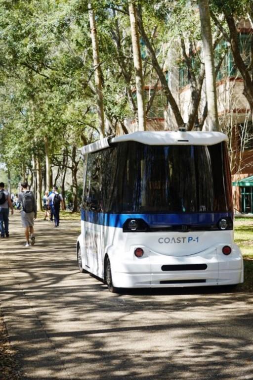 COAST Autonomous Signs MOU With Saint Leo University in Florida