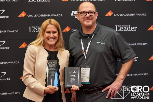 Frontage Receives 2018 CRO Leadership Awards