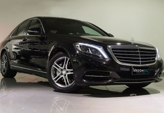 Rent your Mercedes luxury car on Vroomerz
