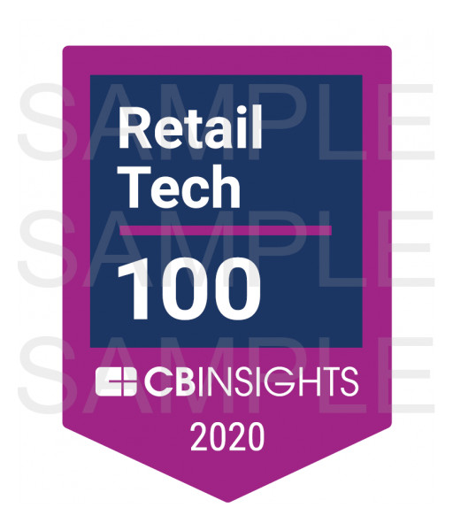 SandStar Named to the 2020 CB Insights Retail Tech 100 -- List of Most Innovative B2B Retail Startups