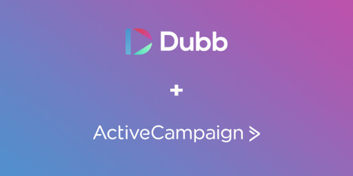 Dubb Partners With ActiveCampaign to Let Users Share Video Content Directly in Their Email Campaigns