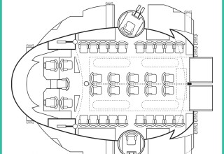 Corporation of Flight, Inc. VF-M1, vertical flyer-military - 1c