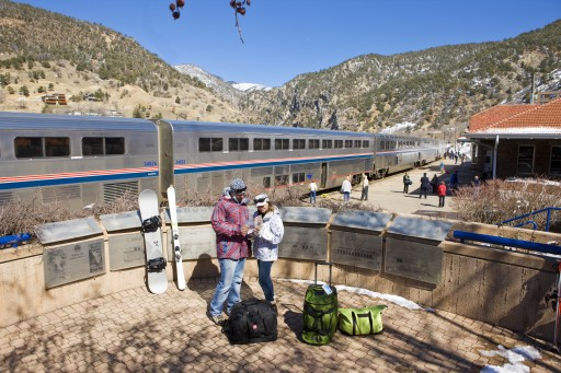 Prepare to be Blown Away on the Best Train Ride in Colorado