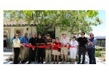 Solar ribbon-cutting ceremony at St. Stephens Catholic Church