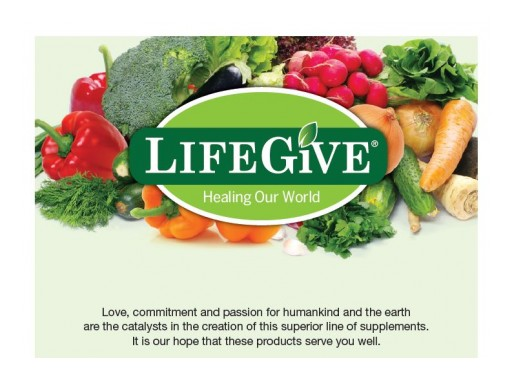 Hippocrates Health Institute Releases Its Reformulated Line of LifeGive® Supplements