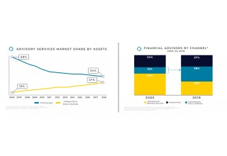 Financial Advisor Market Share by Channel