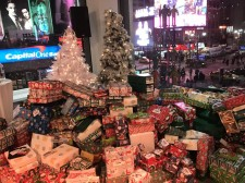 Gifts donated for NYC children in NYC Metro area hospitals