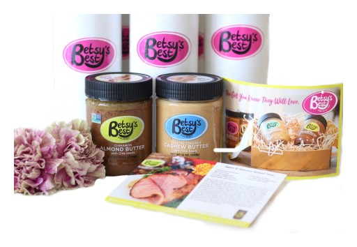 Betsy's Best Offers Unique Nut Butter Gift Packs in Time for the Holiday Season