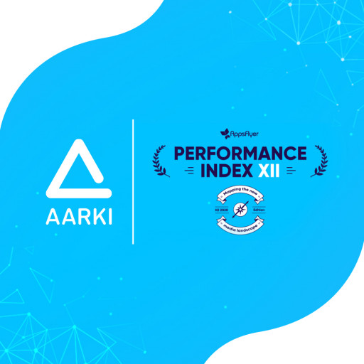 Aarki Earns High Ranks in the AppsFlyer Performance Index