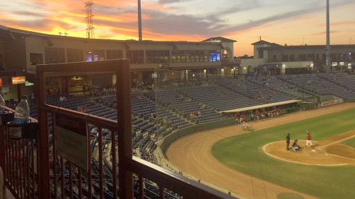 The Law Office of Teresa P. Williams Celebrates Clearwater Threshers Baseball